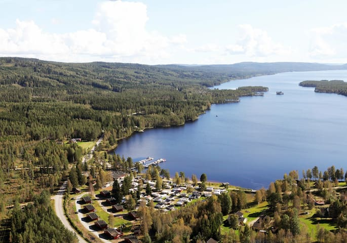 Finnskogen Turist og Villmarksenter - Grue - Bed & Breakfast