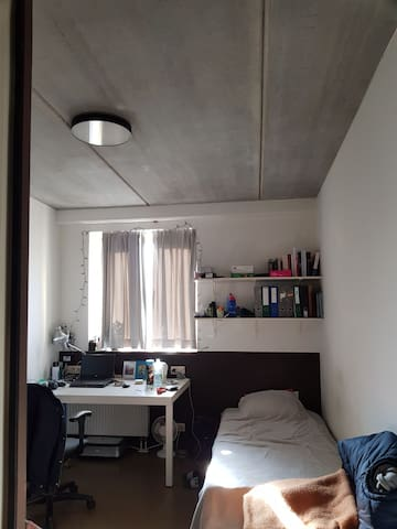 Shared room near the amazing city centre of Gent