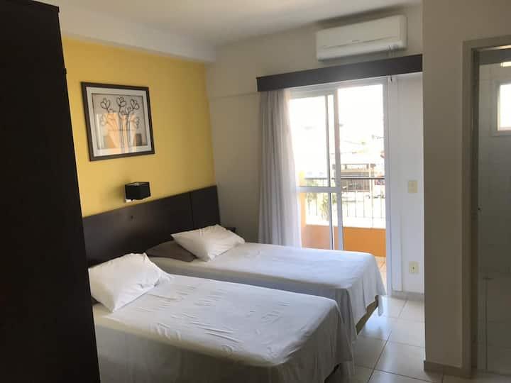 Flat - City Hotel  - Bauru
