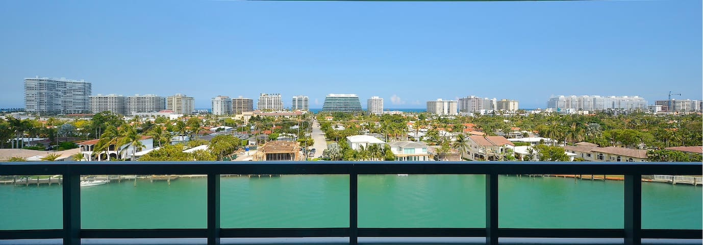 Luxurious/modern 1 bed apartment w/waterview