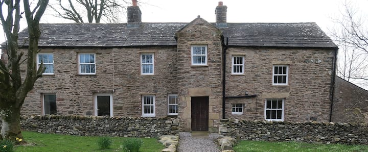 Bowderdale Foot: beautiful farmhouse, sleeps 10
