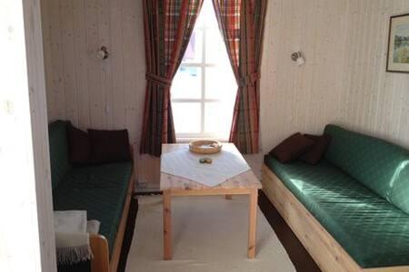 Cosy little cabin on Bjørnfjell