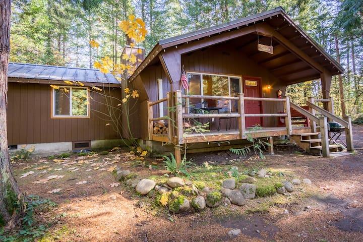 Sahalie Cabin at Horse Creek Lodge