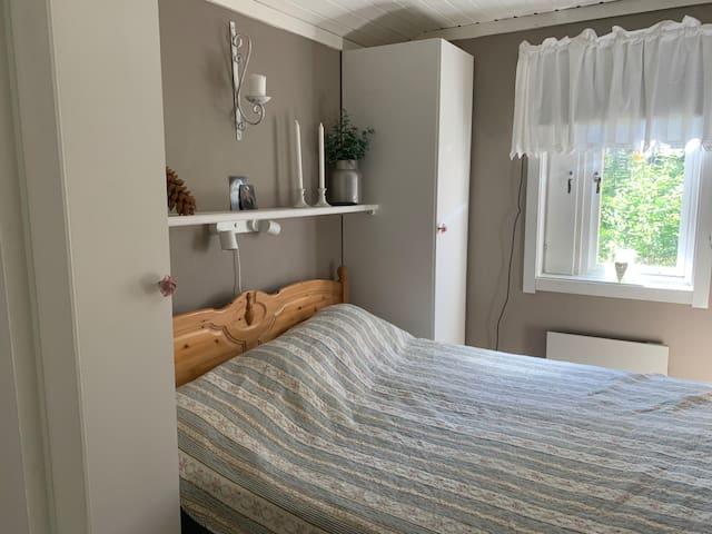 Sovrum med 160 säng