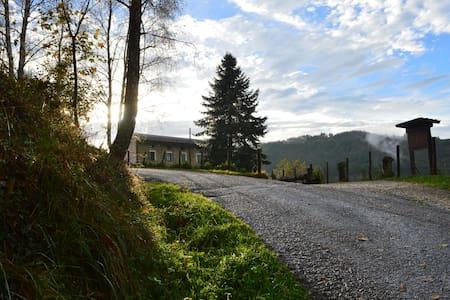 I Pascoli di Amaltea-Farm stay - Mombarcaro
