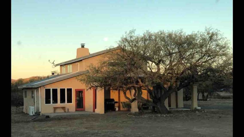Arivaca Adobe Retreat & RV Resort.