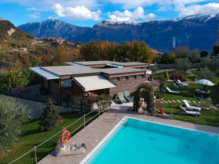 Idyllic with panoramic views – Apartment GeoResort C12