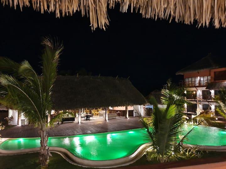 Apto luxuoso no Villas BobZ - Barra Grande , Piauí