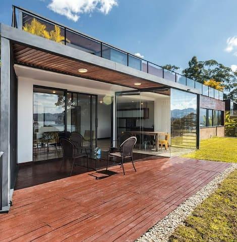 Espectacular Apartamento dotado en Guatape - Luxé