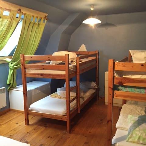 Chambre meublée au calme - Janville - Nature lodge