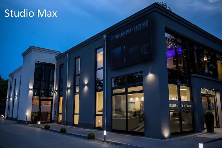 Studio Max für 10 Personen, modern und nah am BER - Rangsdorf - House
