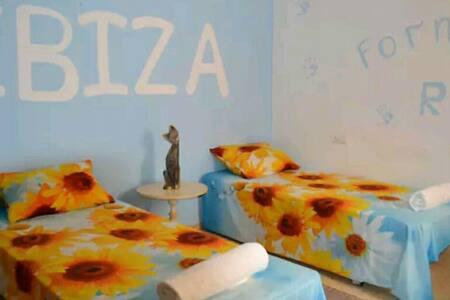 Ibiza room city