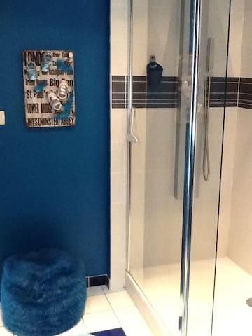 Bel appartement avec grande terrasse - Portes-lès-Valence - Apartment