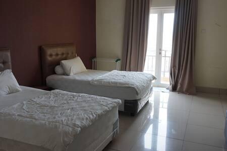 Apartemen diJantung Kota Manado. Strategis. 726