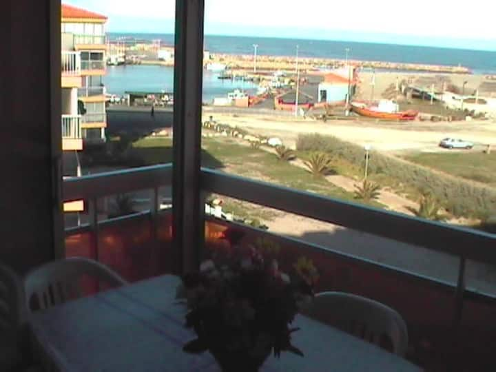 Splendide appartement en bord de mer !