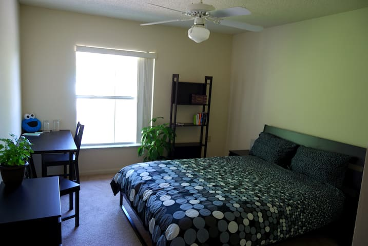 Charming Bed/Bath near UF - Gainesville - Byt
