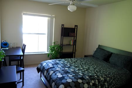 Charming Bed/Bath near UF - Gainesville - Apartemen