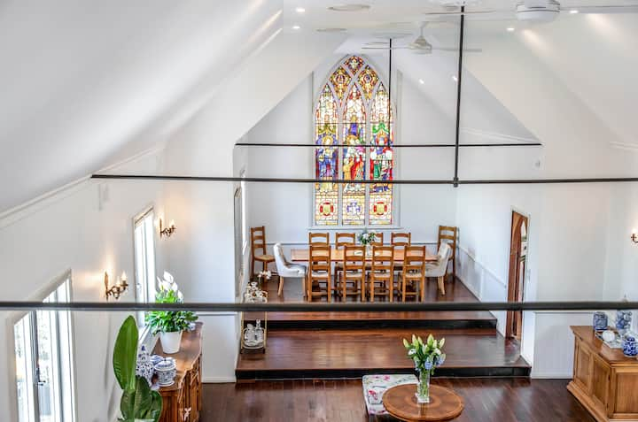 The Church, Carrington