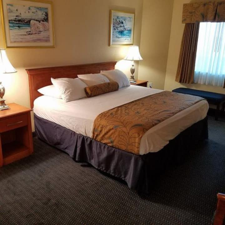 Ocean View King Suite~Carolinian 1535