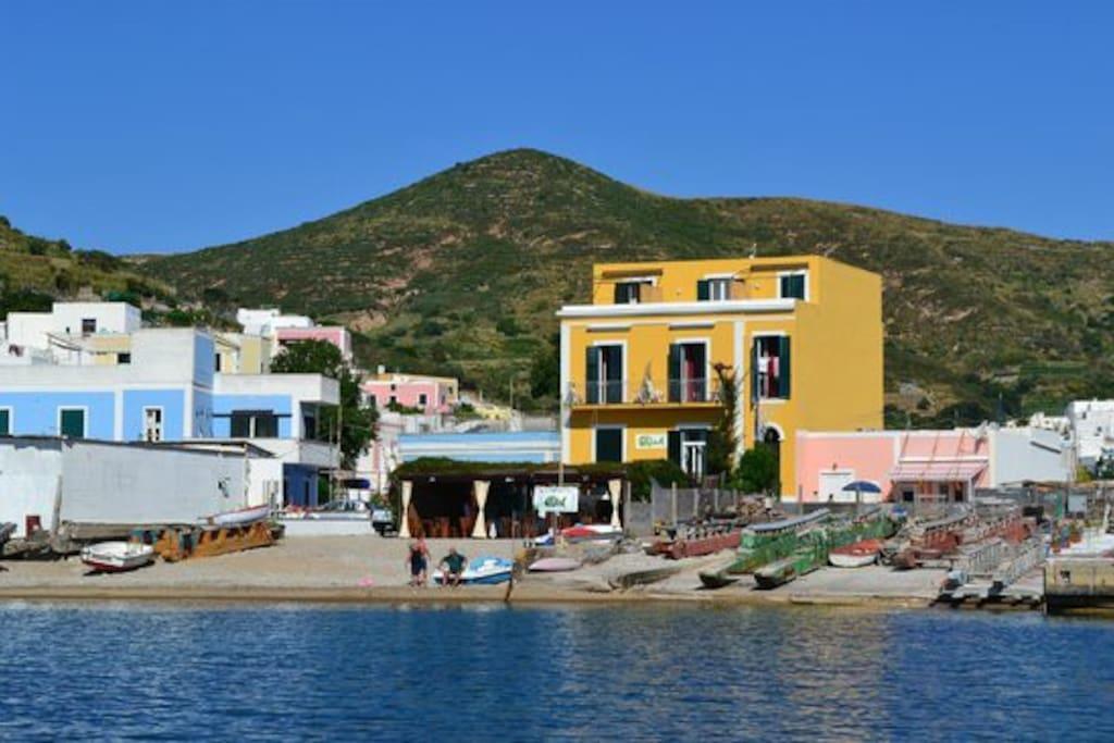 Spiaggia Santa Maria