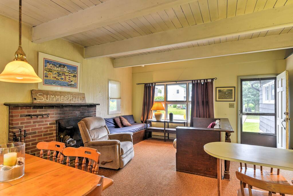 Natural light floods this 3-bedroom, 1-bathroom home on sunny days!