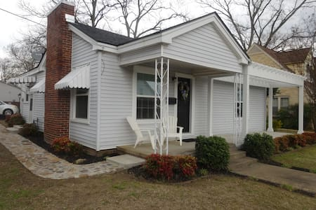 The Lambert Cottage - 2 BR/1 BA - 1 Blk to Harding