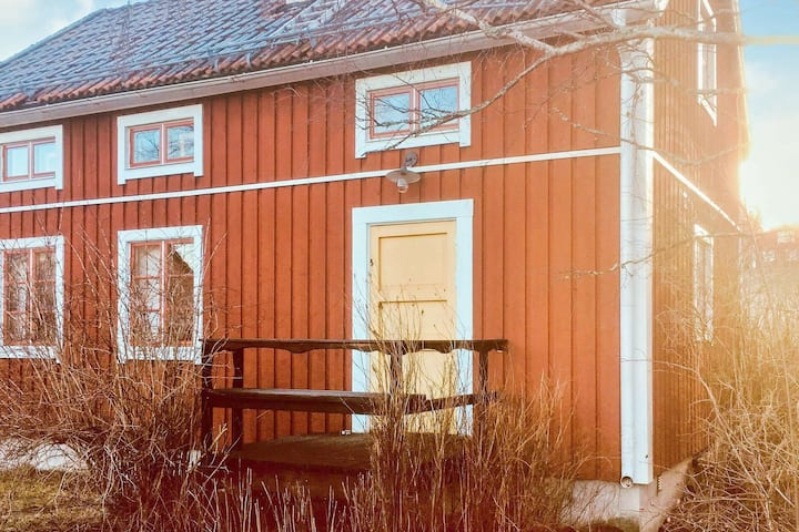 5 person holiday home in NORDINGRÅ