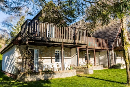 3 bedroom modern cornwall countryside lodges