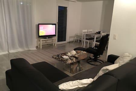 Gemütliche 2 1/5 Zimmer Wohnung - Regensdorf - Huoneisto