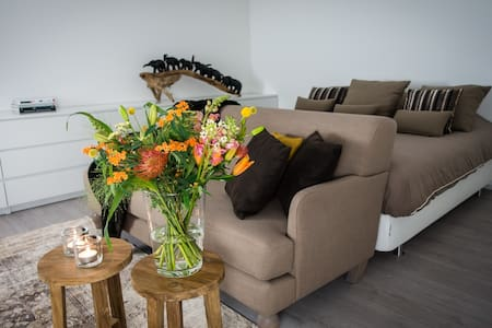 Relaxen aan de Oosterschelde in Studio No.8 - Wemeldinge - 公寓