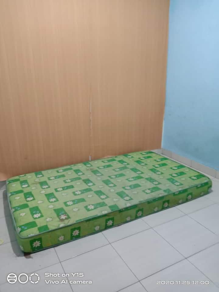Private room at bandung