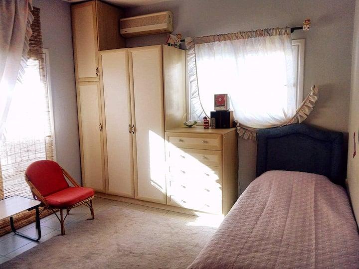 Elegant and comfortable furnished room