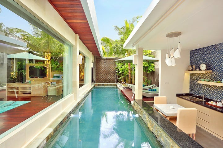 One Bedroom Private Pool Villa - Monthly Discount