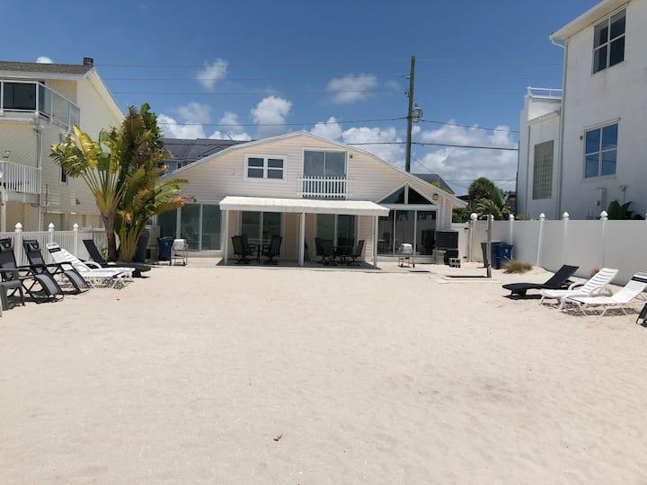 Treasure Island Beach Duplex N