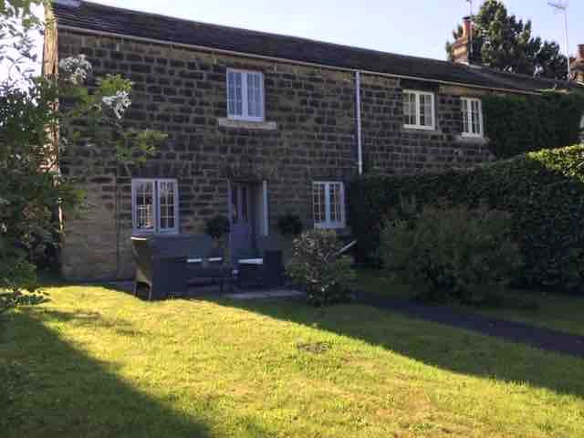 Lavender Cottage   listed 1750  home  with garden