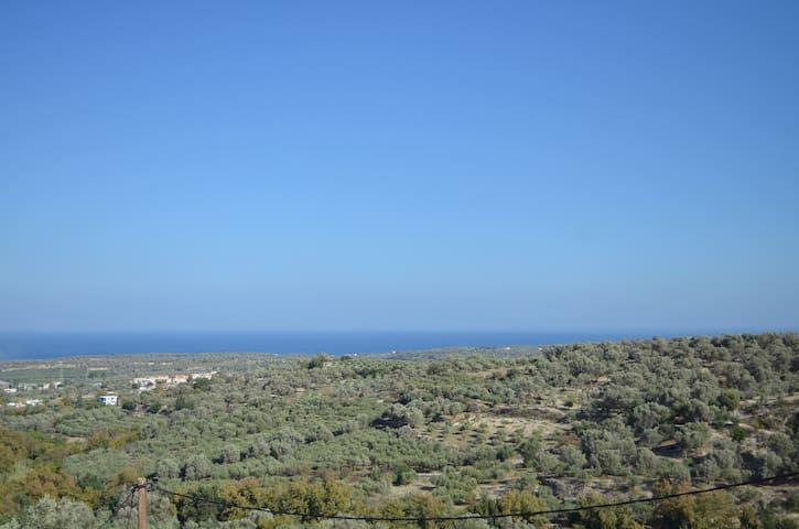 Villa Afroditi -  Panoramic Sea view