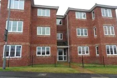 2 bedroomed first floor apartment - Haswell