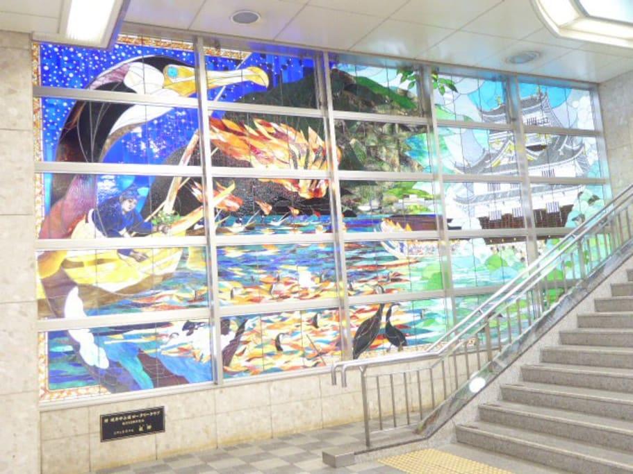 Monumento Gifu station
