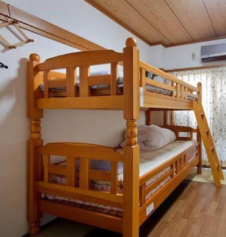 Guest House Wa N Wa Mixed Dormitory Room