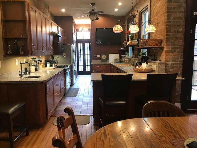 Entire Home Close to Best St. Louis Attractions