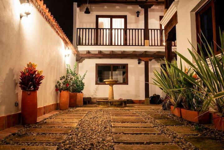 Apartamento completo para grupos/familias en Villa
