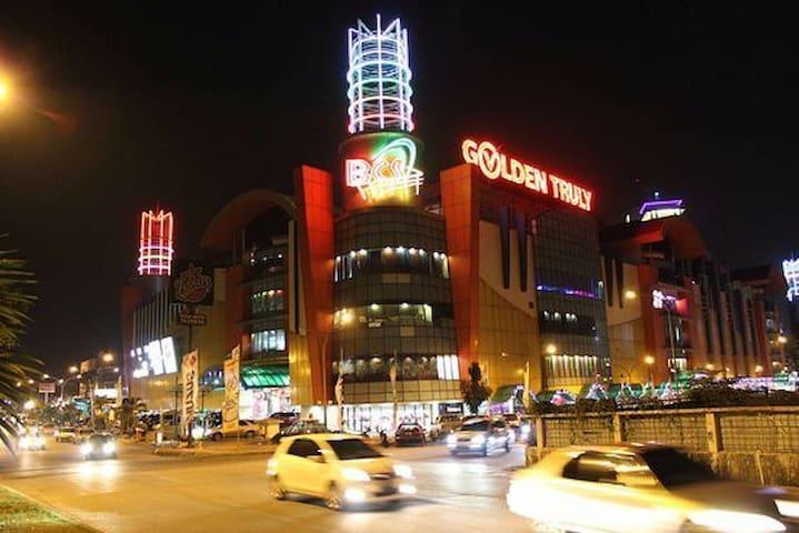 """Neighbourhood... BCS """"Batam City Square"""""""