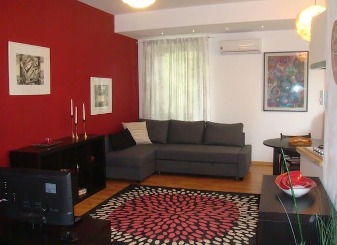 Central feel like home apartment - București - Apartamento