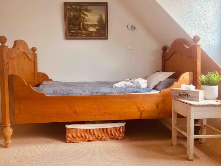 Schwäbisch Hall, ruhige, gemütliche Atmosphäre (M)