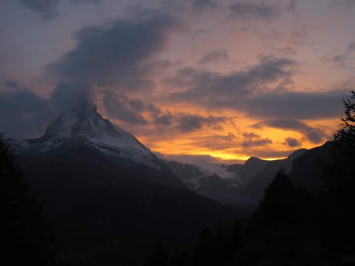 Berghütte  Sunnegga / Findeln / Wildi
