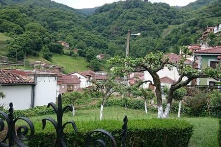 Casita en Boo, Asturias - Montaña Central - Ev