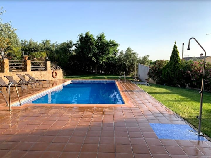 Villa with 3 bedrooms in Pozo Alcón, with private pool, enclosed garden and WiFi