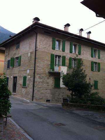Casa di famiglia, rifugio moderno vicino a Pinzolo - Pelugo - Apartment