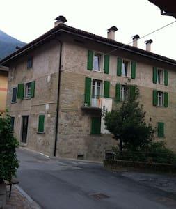 Casa di famiglia, rifugio moderno vicino a Pinzolo - Pelugo
