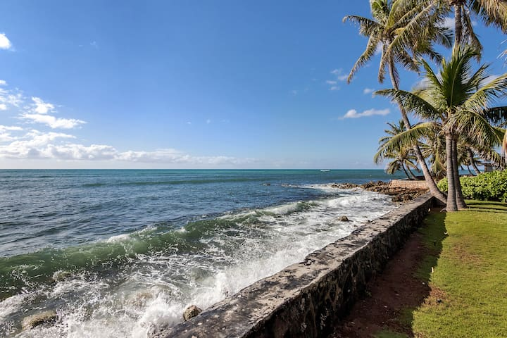 Coastline  Getaway for 2- with garage included ! - Ewa Beach - Byt